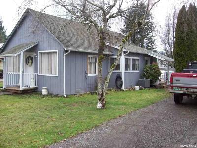 Mill City Single Family Home Active Under Contract: 1041 SE 3rd Av