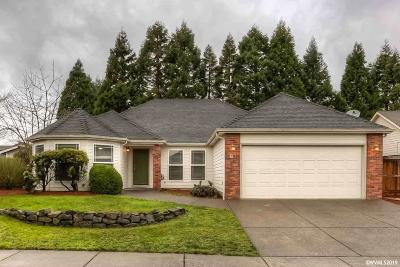 Keizer Single Family Home For Sale: 7735 Crosswater St