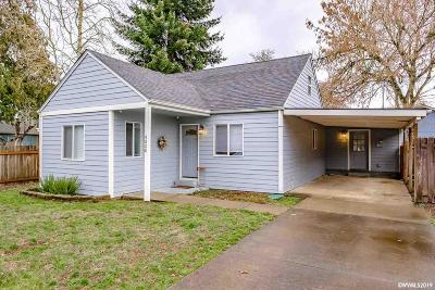 Keizer Single Family Home For Sale: 4828 Bailey Rd