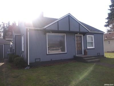 Stayton Single Family Home Active Under Contract: 840 E Virginia St
