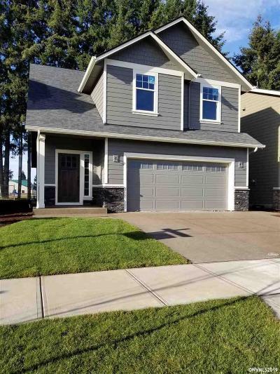Stayton Single Family Home For Sale: 2283 Deer Av