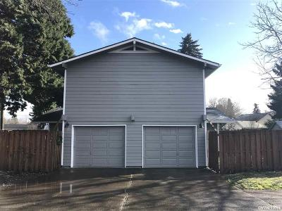 Keizer Multi Family Home For Sale: 3786 Clearview Ct