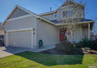 Aumsville Single Family Home For Sale: 929 Highberger Lp