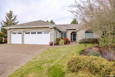 Keizer Single Family Home Active Right Of Refusal: 6185 Kite Ct