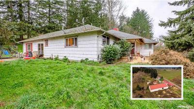 Lebanon Single Family Home For Sale: 38400 Golden Valley Dr