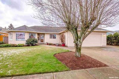 Stayton Single Family Home Active Under Contract: 1316 Sierra Ct