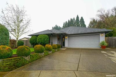 Keizer Single Family Home Active Under Contract: 7481 Bluestem Ct