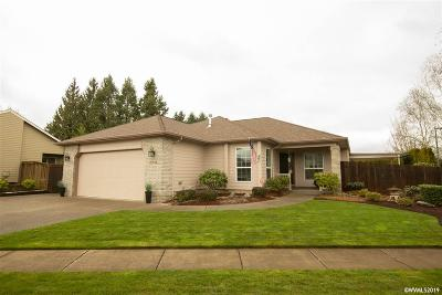 Keizer Single Family Home Active Under Contract: 5749 Waterford Way