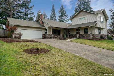 Salem Single Family Home For Sale: 4594 12th Pl