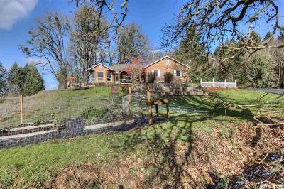 Salem Single Family Home Active Under Contract: 6226 River Rd