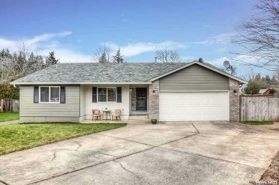 Salem Single Family Home For Sale: 5133 Sycan Ct