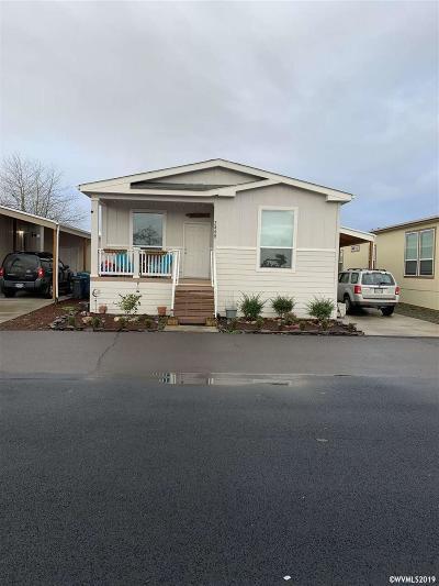 Salem Manufactured Home For Sale: 3448 Turner Rd SE