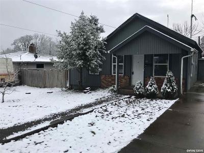 Salem Single Family Home For Sale: 480 Hansen Av