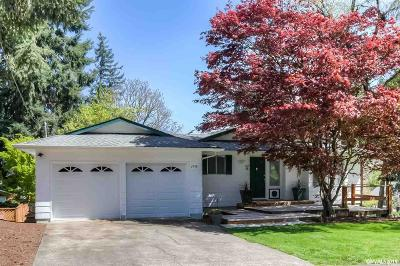 Salem Single Family Home For Sale: 2990 Church St