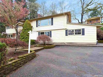 Stayton Single Family Home Active Under Contract: 1155 Highland Dr
