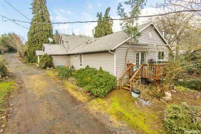 Salem Single Family Home For Sale: 12730 Kirkwood Dr