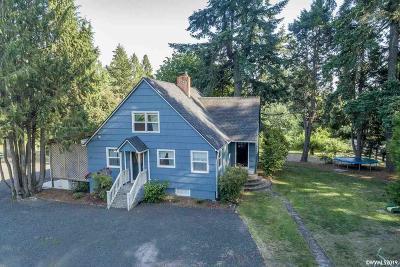 Albany Single Family Home For Sale: 2501 Crocker Ln