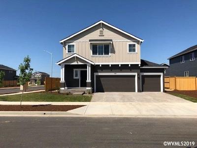 Salem Single Family Home For Sale: 5069 Gemini Av