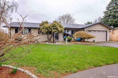 Sublimity Single Family Home For Sale: 870 NE Pine St