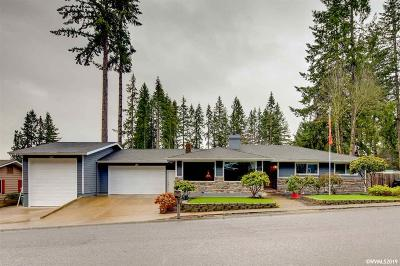 Sweet Home Single Family Home Active Right Of Refusal: 361 Strawberry Lp