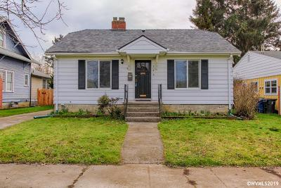 Salem Single Family Home For Sale: 948 Jefferson St