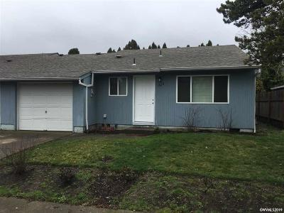 Salem Single Family Home For Sale: 4828 Chinook Ct