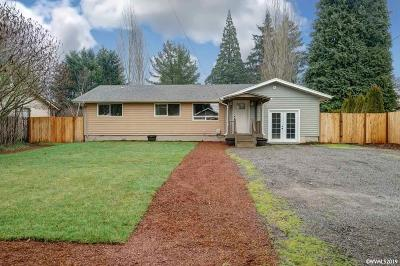 Keizer Single Family Home For Sale: 5214 Chehalis Dr