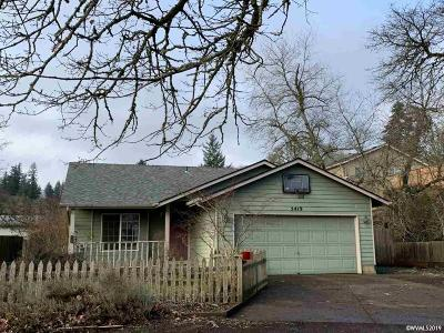 Turner Single Family Home Active Under Contract: 5419 Ash