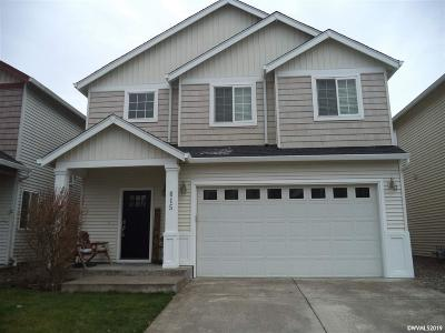 Independence Single Family Home For Sale: 615 Jasmine Cl