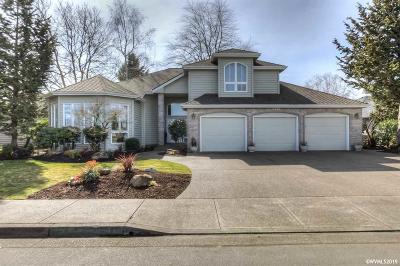 Keizer Single Family Home Active Under Contract: 6449 Crampton Dr