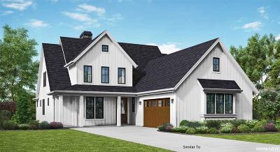 Salem Single Family Home For Sale: 321 Kurth Meadow Av