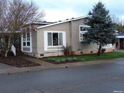 Salem Manufactured Home Active Under Contract: 2120 Robins Ln #197