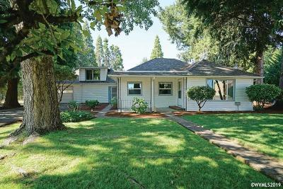 Keizer Single Family Home Active Under Contract: 409 Churchdale Av