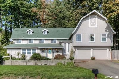 Salem Single Family Home For Sale: 6787 Lipscomb St