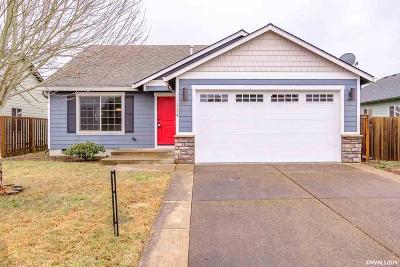 Aumsville Single Family Home For Sale: 184 Lynx Av