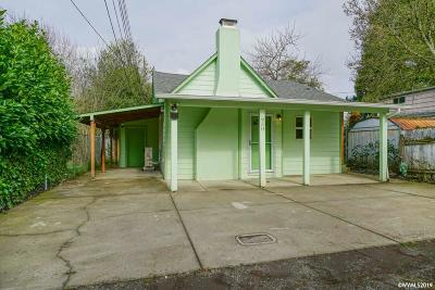 Salem Single Family Home For Sale: 950 14th St