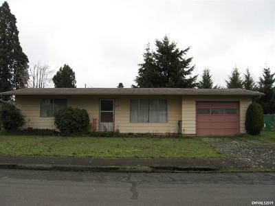 Salem Single Family Home For Sale: 4069 April Ct