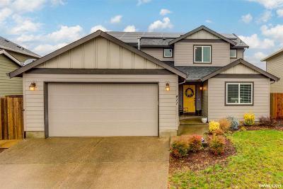 Woodburn Single Family Home For Sale: 411 Vine Av