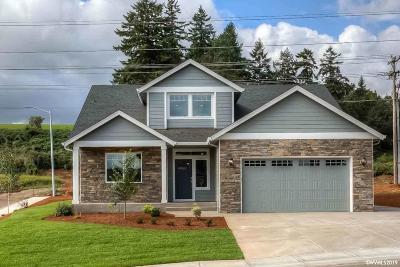 Salem Single Family Home For Sale: 1709 Bartlett Hill Dr