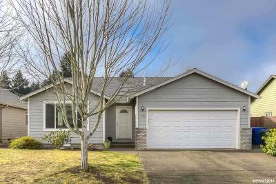Salem Single Family Home For Sale: 1735 Salmon River St