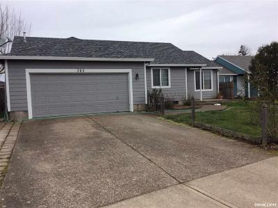 Woodburn Single Family Home For Sale: 345 Bridlewood Ln