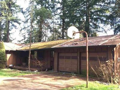 Salem Single Family Home For Sale: 2540 Doaks Ferry Rd