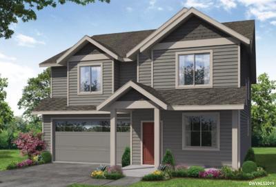 Salem Single Family Home For Sale: 5106 Mercury St