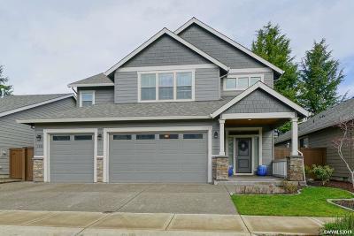 Keizer Single Family Home For Sale: 1333 Lydia Av