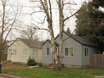 Salem Multi Family Home For Sale: 1755 C (-1765) St