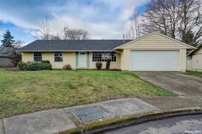 Salem Single Family Home For Sale: 4827 Ochoco Ct