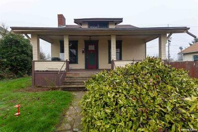 Salem Single Family Home Active Under Contract: 1475 4th St