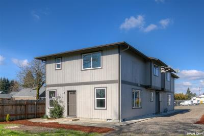 Salem Single Family Home For Sale: 3830 La Branch St