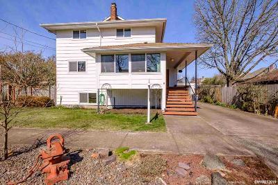 Albany Single Family Home Active Under Contract: 525 11th Av