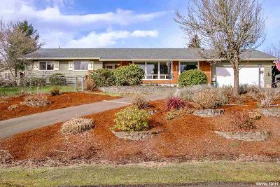Albany Single Family Home Active Under Contract: 1370 Gibson Hill Rd